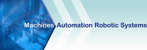 Machines Automation Robotic Systems are plastic welding specialists.